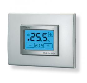 Istruzioni t touch termostato touch screen da incasso for Termostato lafayette istruzioni
