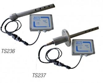 TS236 - TS237 Zirconium oxygen probes