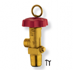 Certificate Directive 2014/68/UE (PED) Mod.H1 Brass valver for CO2 weeled extinguishers